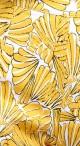 Shorts - Yellow Print